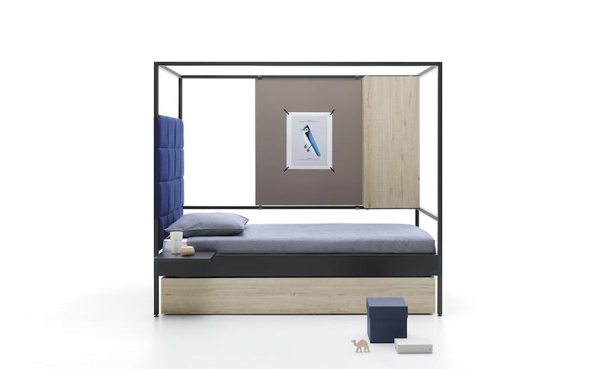 Een mooi én alles in één bed maak kennis met nook van carlos tíscar