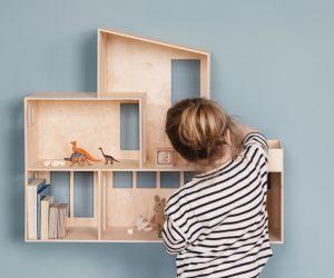 10x een designpoppenhuis waar je ook als volwassene schaamteloos mee mag spelen