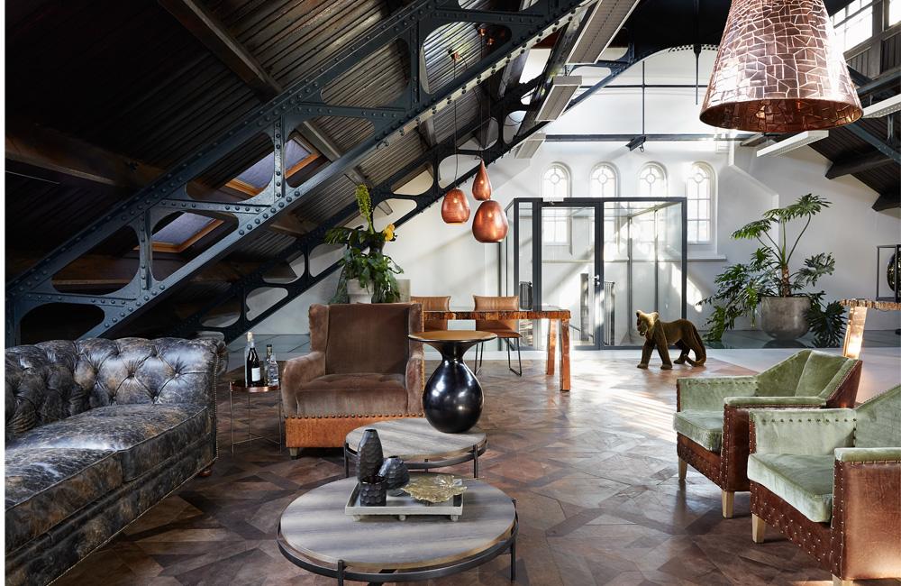 Osiris Hertman voor YOUR: tijdelijke installatie van Nederlandse topdesigner