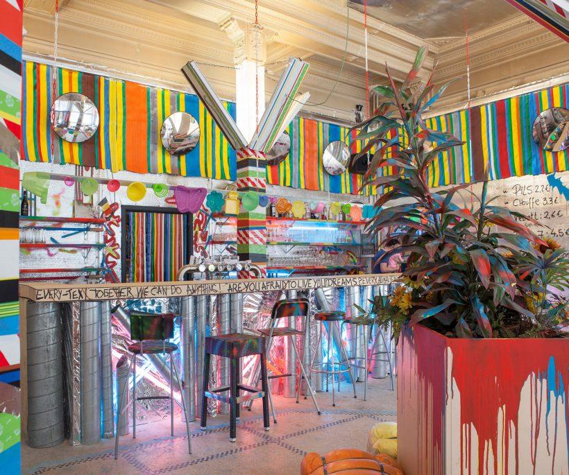 T'es pas prêt: pop-up bar voor alternativo's in Brussel