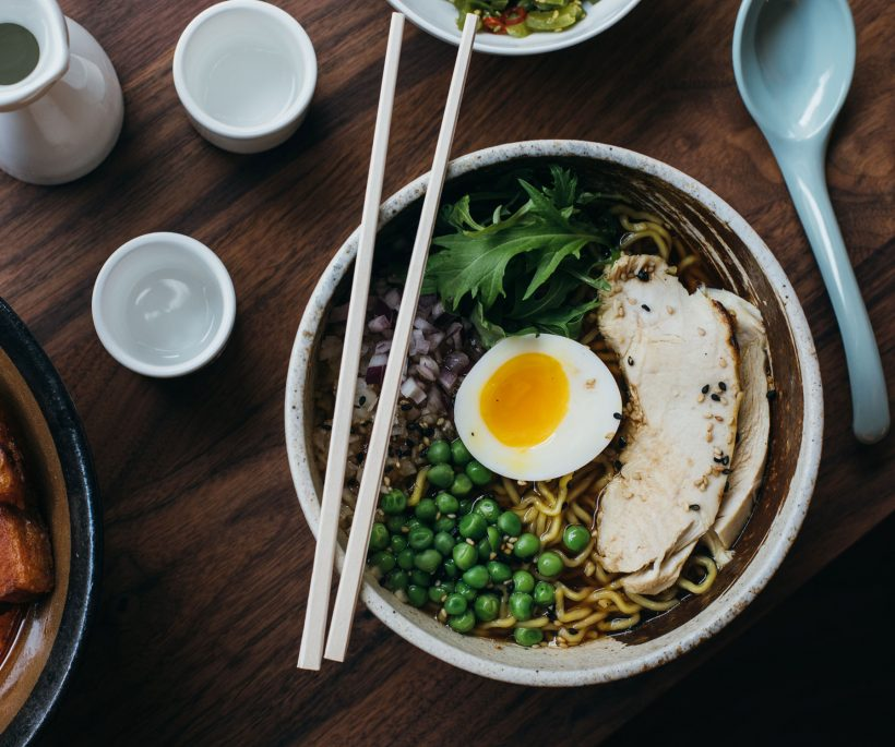 Umamido Beurs: Japanse ramenbar in de Brusselse kern