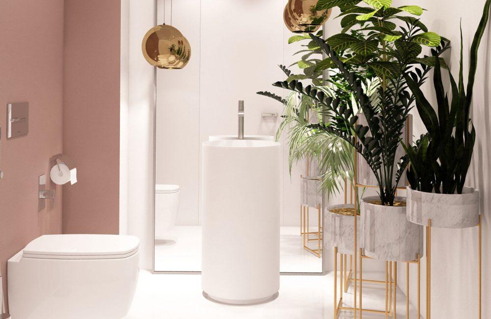 Toiletinspo: zo creëer je een stijlvol interieur in het kleinste kamertje
