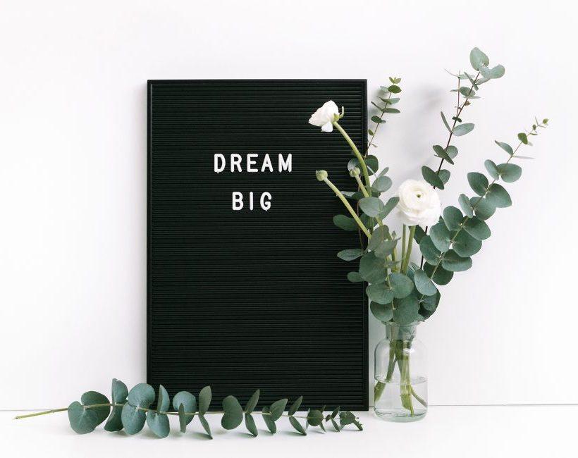 15 quotes om op je letterbord te plaatsen
