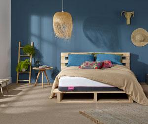 Win een droom van een matras ter waarde van 649 euro, aangeboden door Tulo