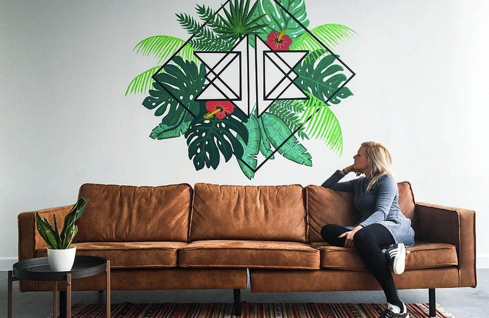 Niet zomaar een muur: ontdek de bijzondere ontwerpen van Wonderwalls
