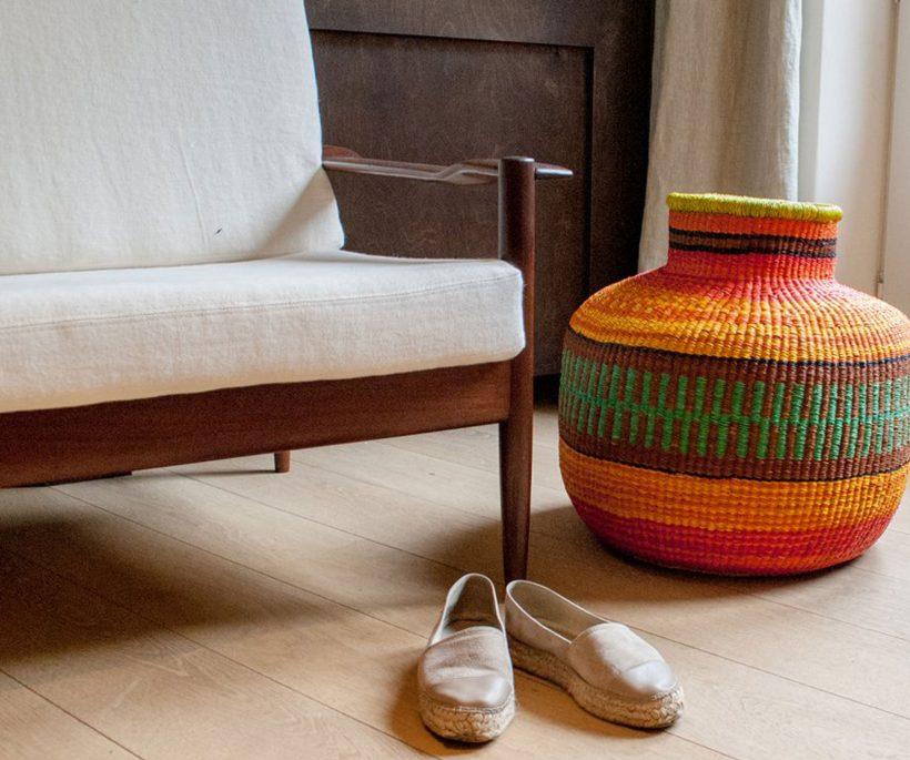 Mambo Baskets: fair trade manden met een verhaal