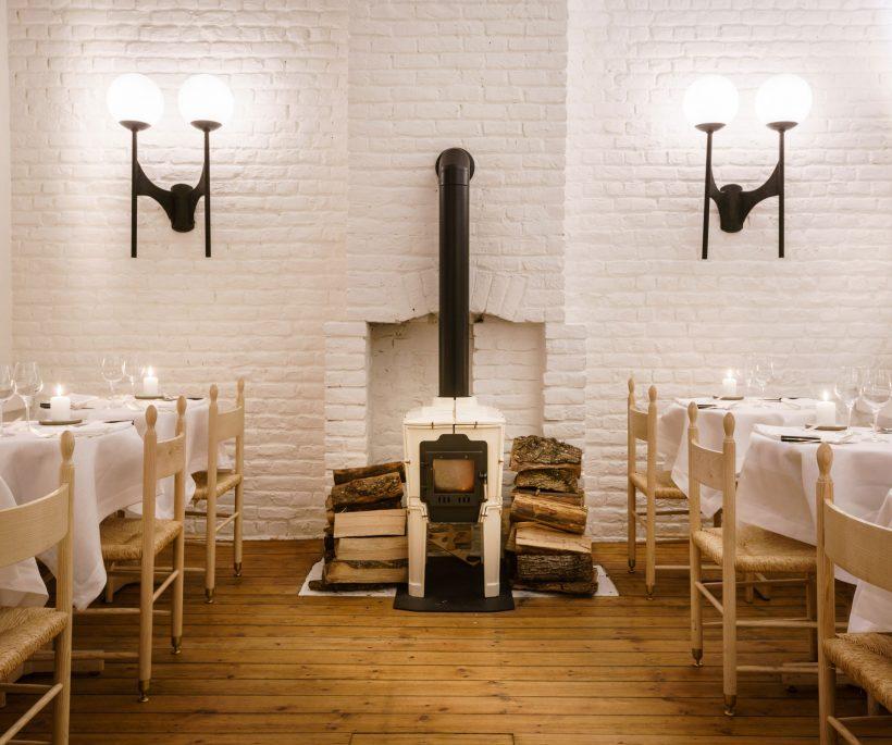 The trend experience: witte minimalistische hotspots