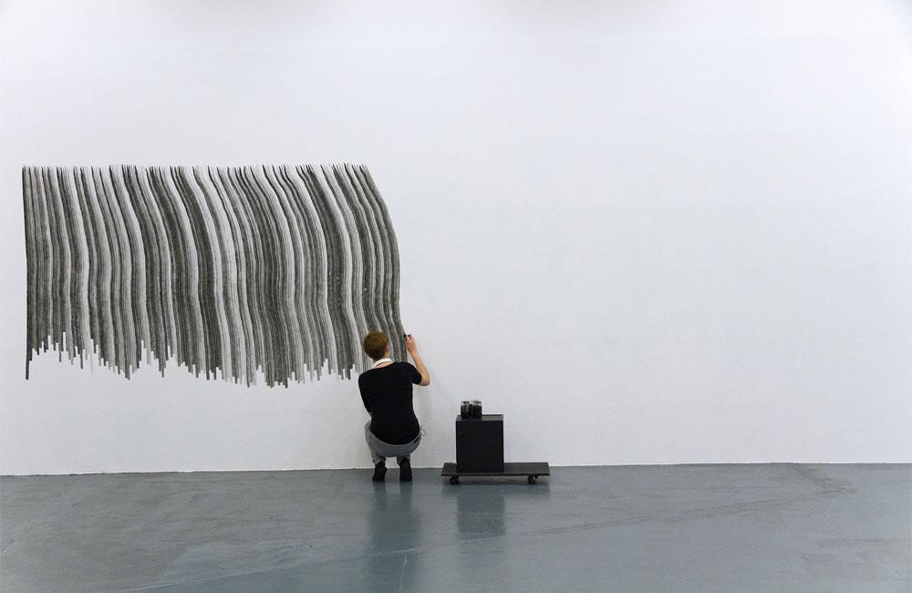 Art on paper x BOZAR: in het teken van tekenen
