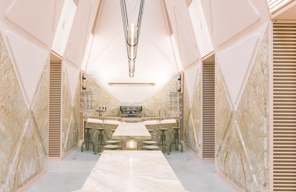 Designparel in Gent: XYZ Lounge