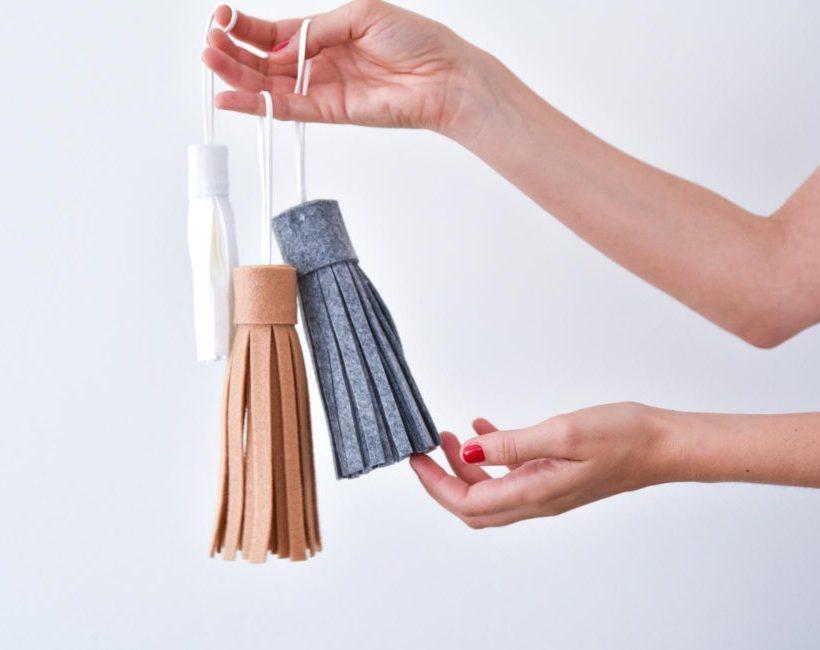 DIY: de oversized pompon