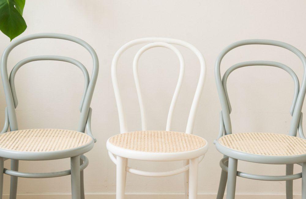 Dille & Kamille lanceert vijf klassiekers van stoelen
