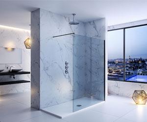 Win een Duscholux douchewand ter waarde van 1025 euro