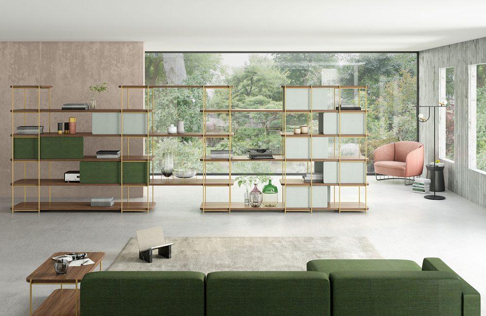Een minimalistisch kleurenspel in je interieur