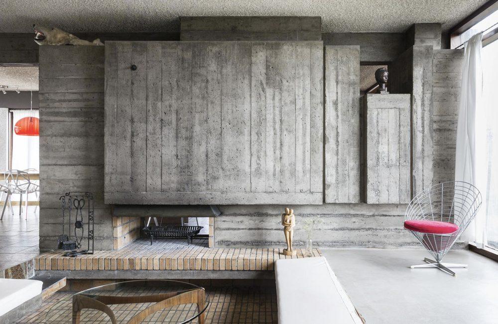 Zo creëer je een brutalistisch interieur
