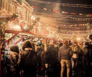 In Antwerpen kan je naar de allereerste vegan kerstmarkt