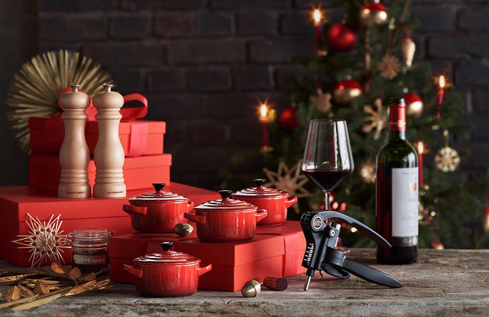 Win een geschenkpakket van Le Creuset twv 256 euro