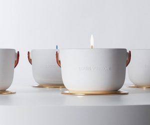Candle crush: Louis Vuitton lanceert zijn eigen geurkaarsen