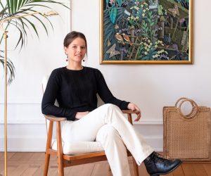 Binnenkijken in de flat van binnenhuisarchitecte Charlotte Meyers
