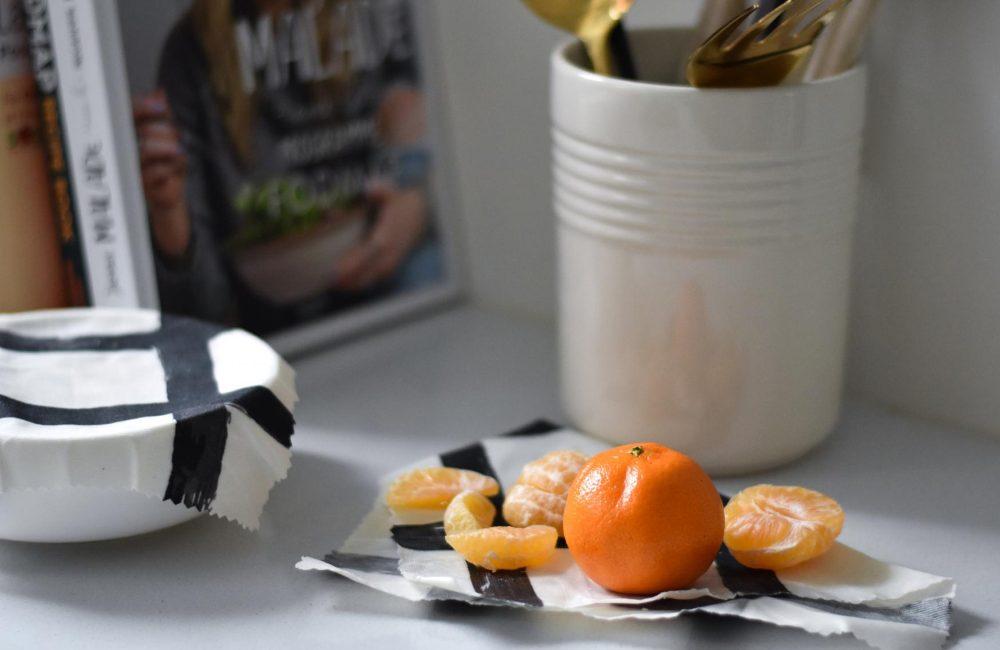 DIY: een herbruikbare verpakking in bijenwas