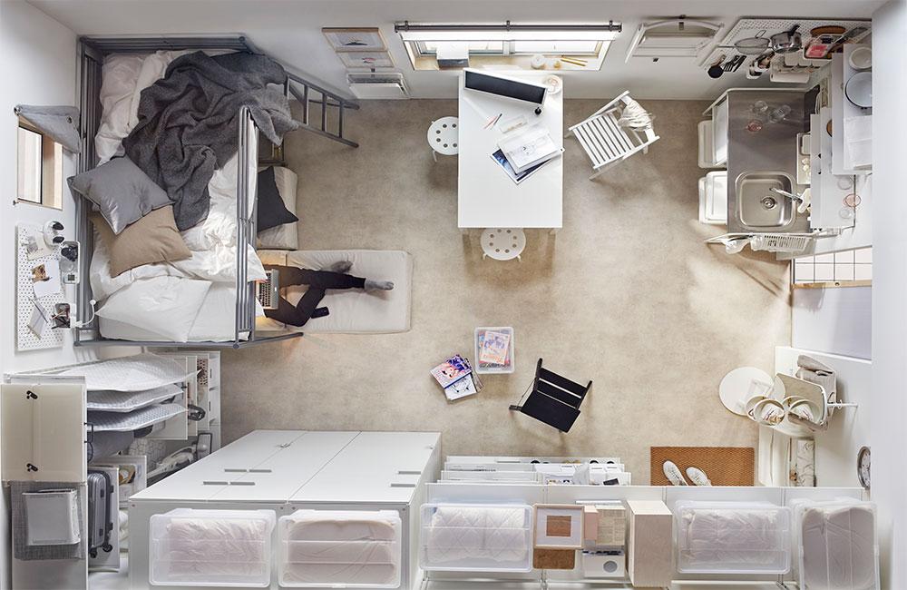 How to: een ruimte vergroten zonder muren te slopen
