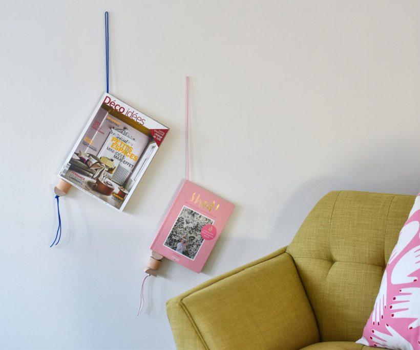 Ikea hack: hang je boeken in stijl op
