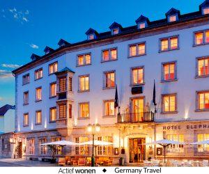 Win een verblijf in hotel Elephant in Weimar