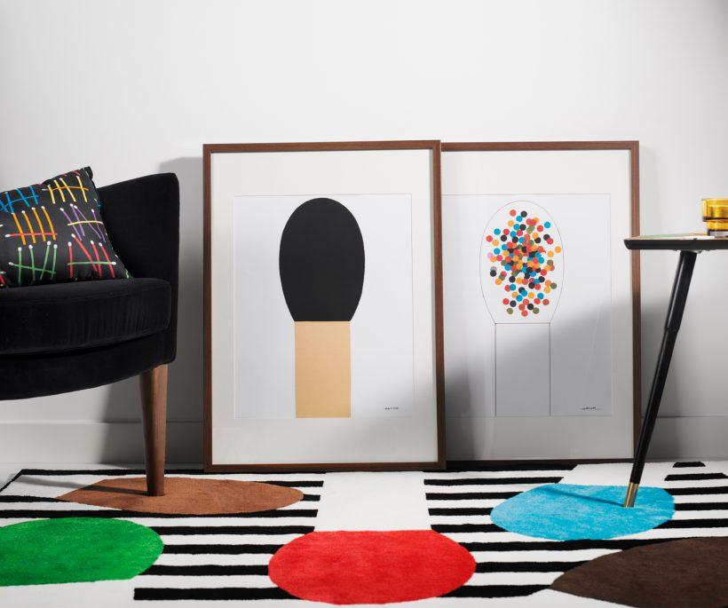 Shopping: 7 x grafische tapijten