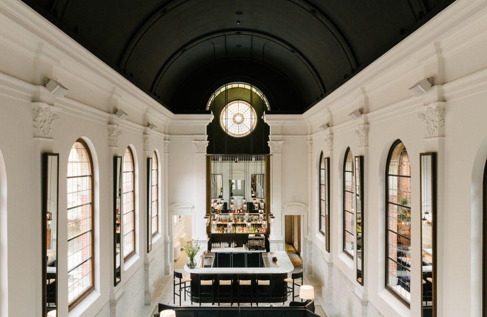 August in Antwerpen: van klooster naar boetiekhotel