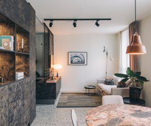 Yust: het hotel van de toekomst in Antwerpen