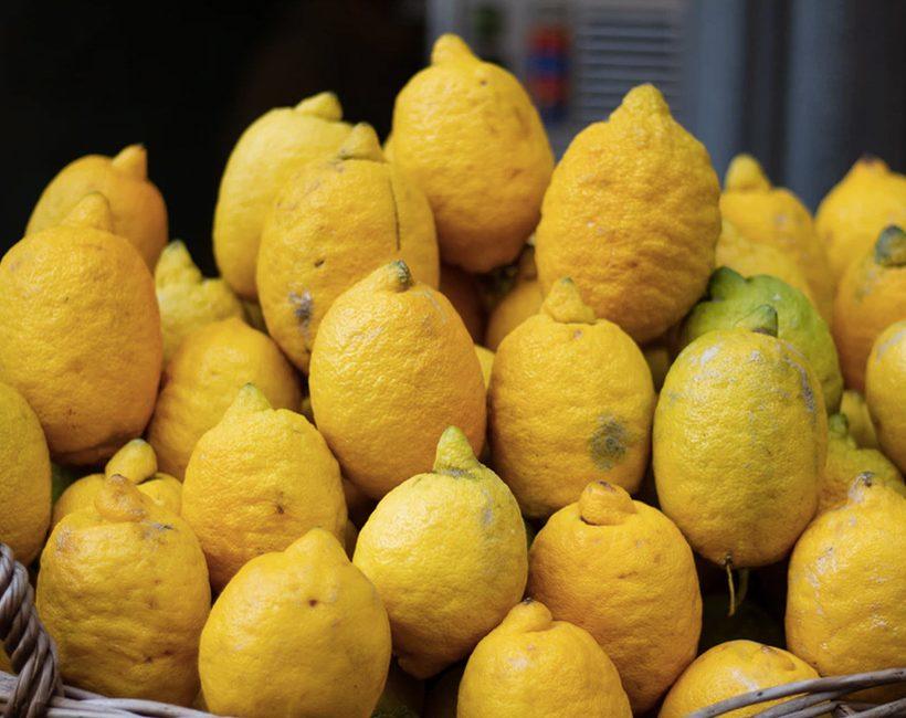 Trend: citroenen als decoratie