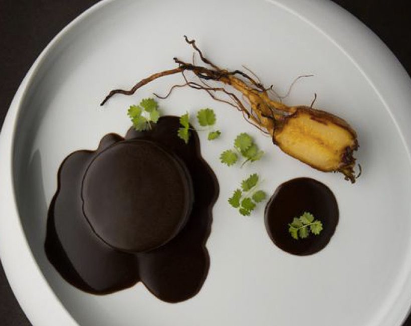 Het beste restaurant ter wereld is fan van Piet Stockmans' servies