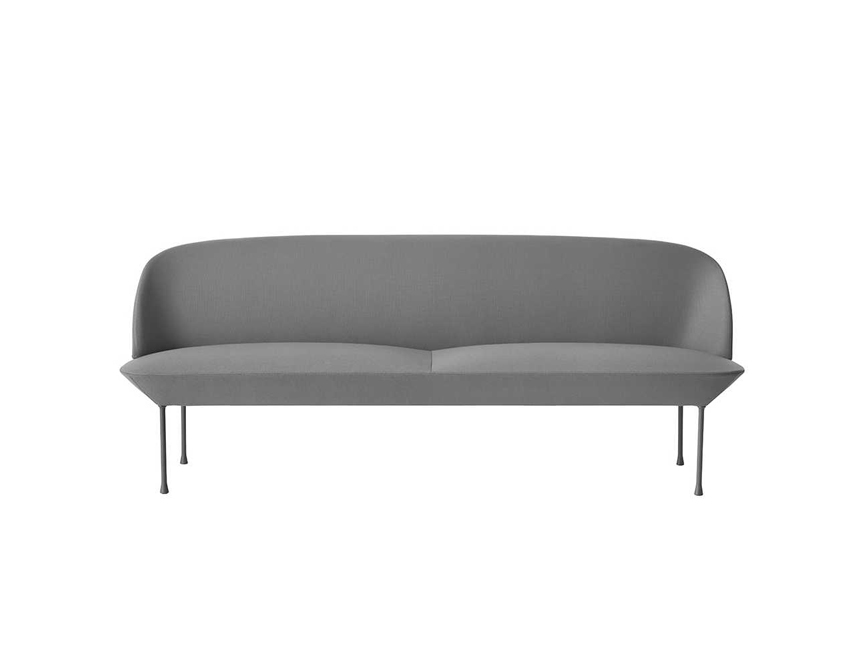organische vorm muuto oslo driezit sofa