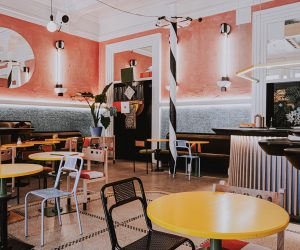 Nieuw in Brussel: Café Flora ontworpen door Lionel Jadot
