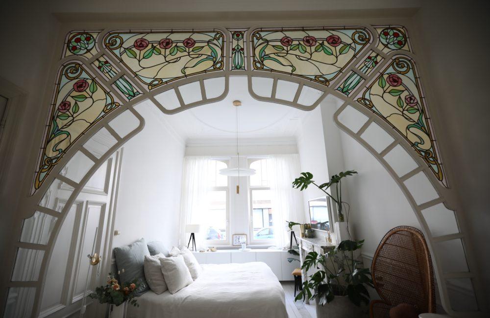 Binnenkijken in de mini-loft van Anouk Taeymans in Berchem