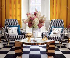 H&M Home lanceert eerste designercollab met Jonathan Adler