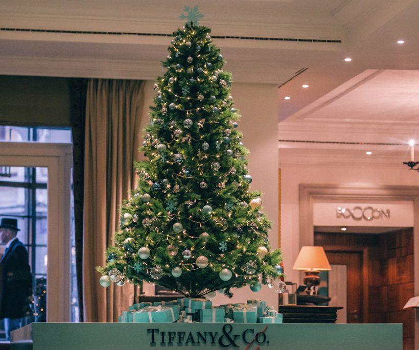 Kerstmis in stijl vieren: hotel Amigo en Tiffany & Co slaan de handen in elkaar