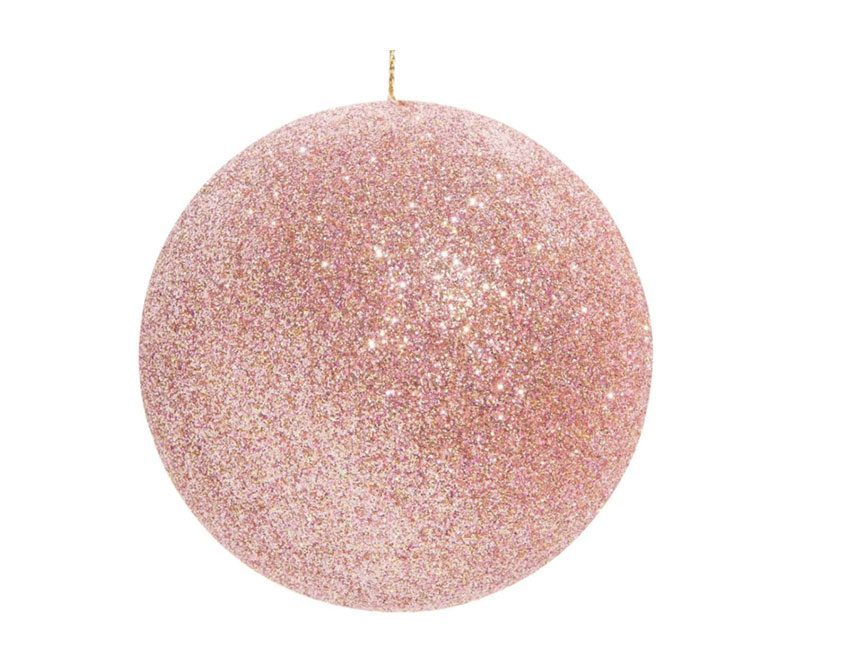 roze kerstbal maisons du monde