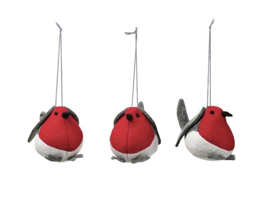 kerstornamenten vogeltjes ikea