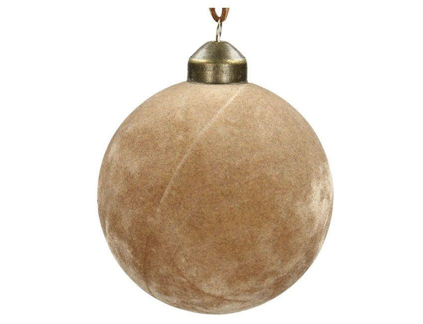 velvet kerstbal westwing