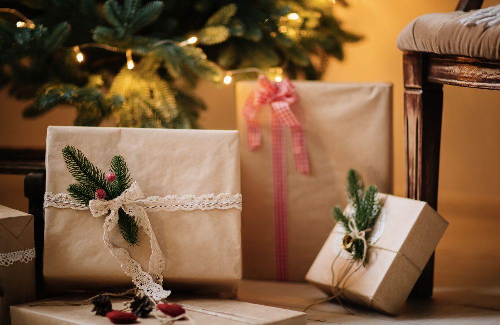 10 bijzondere cadeauverpakkingen voor Kerstmis