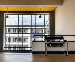 3 boeken over 100 jaar Bauhaus