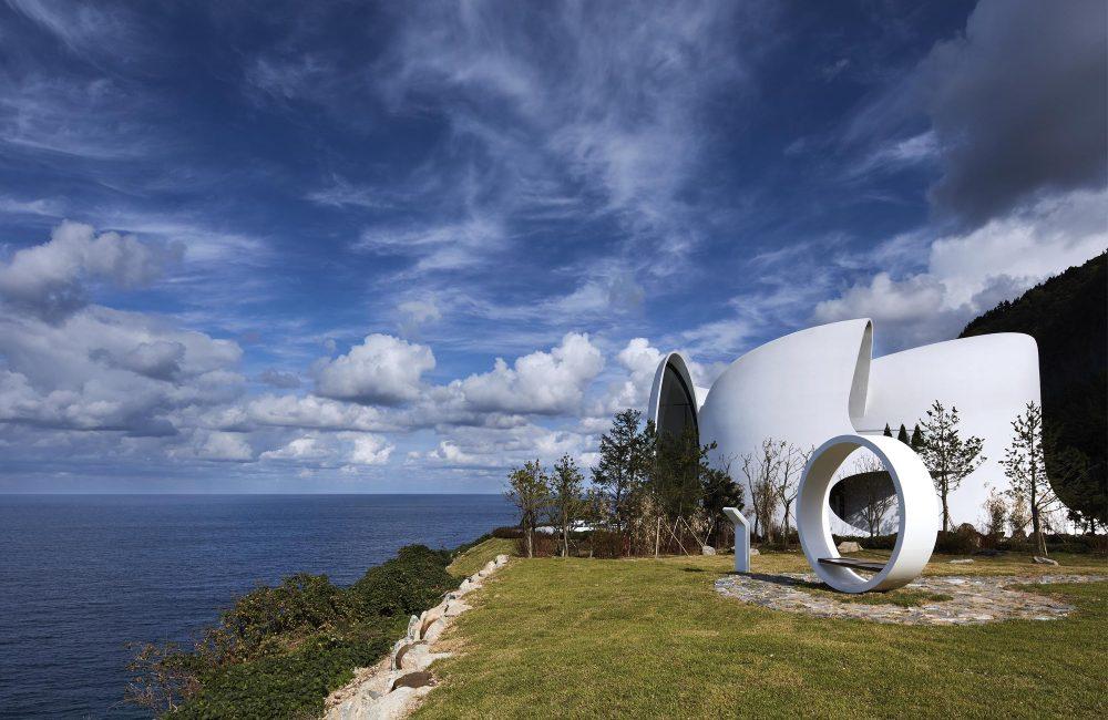 Zien: een futuristisch designhotel in Zuid-Korea