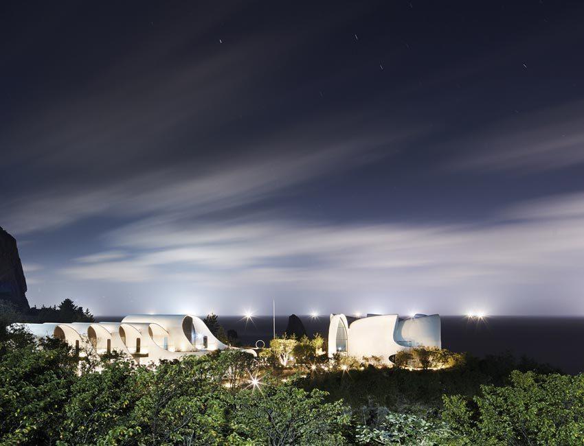 mysterieus eiland zuid-korea healing stay kosmos designhotel
