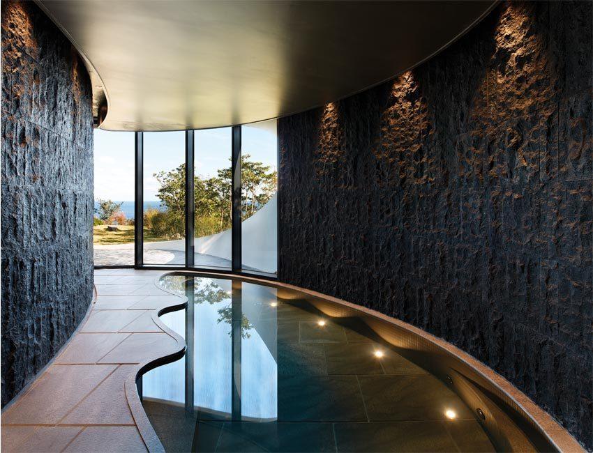 zwembad-villa-kosmos-healing stay kosmos designhotel zuid-korea