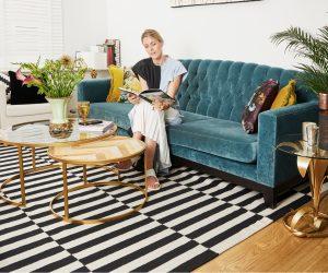Binnenkijken in het interieur van modeblogster Sofie Valkiers
