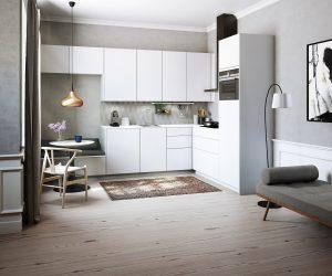 Vijf keer inspiratie voor kleine keukens