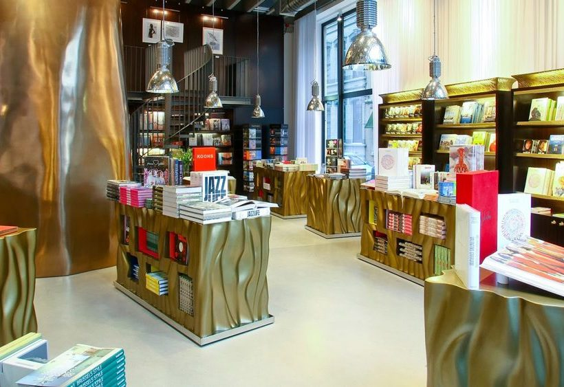 To do: boekenwinkel Taschen in Brussel organiseert een giga sale