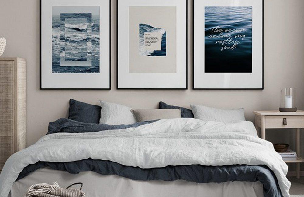 Art For Oceans: de nieuwe Desenio reeks ter bescherming van onze oceanen