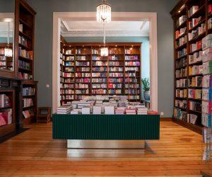 Nieuw: boekenwinkel en wijnbar Luddites in Antwerpen