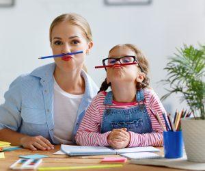 5 activiteiten om je kinderen mee te entertainen tijdens het telewerken